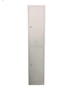 Two Compartment Locker