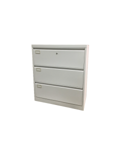 03 Drawers Lateral Cabinet
