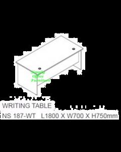 1.8m Writing Table-Cherry