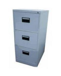 Three Drawers Steel Filing Cabinet