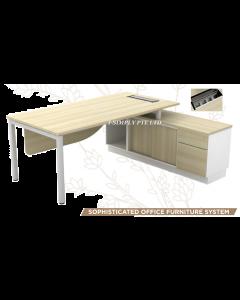 SL55 Series - Director L-Shaped Desk