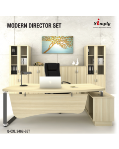 O Series - Director L-Shaped Desk