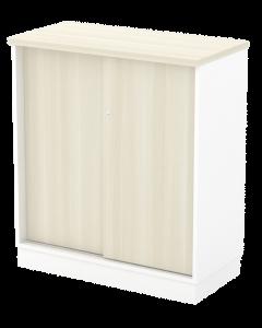 Low Sliding Door Cabinet - 910mm