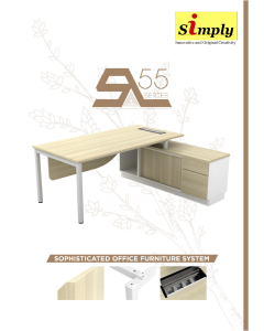 SL55 Series Catalogue